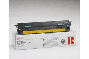 Ricoh 889604 Type 30 [OEM] Genuine Toner Cartridge Fax 2500L 3000L 3500L 4500L
