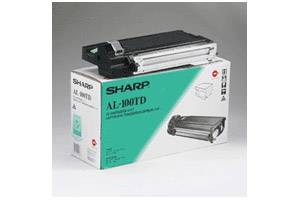 Sharp AL-100TD AL100TD [OEM] Genuine Toner Cartridge AL-1000 1200 1250 1251 1451