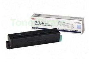 Okidata 42102901 [OEM] Genuine High Yield Toner Cartridge for B4300 B4350 B4350n