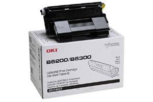 Okidata 52114501 [OEM] Genuine Toner Cartridge for B6200 B6250 B6300 Printers