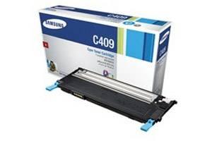 Samsung CLT-C409S [OEM] Genuine Cyan Toner Cartridge for CLP-310 315 CLX-3170 3175