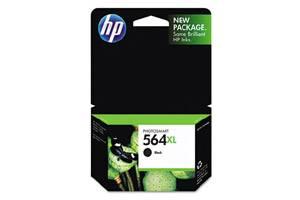 HP CN684WN (#564XL 2X) OEM Genuine Black Hi-Yield Ink Cartridge