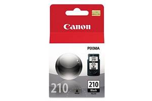 Canon PG-210 OEM Genuine Black Ink Cartridge for PIXMA MP240 MP490 MX320 MX330