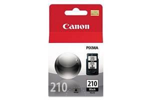 Canon PG-210 OEM Genuine Black Ink Cartridge for PIXMA MP240 MP490 MX320 MX330