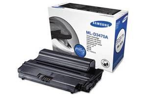 Samsung ML-D3470A [OEM] Genuine Toner Cartridge for ML-3470D ML-3471ND Printer