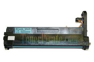 Okidata 42126660 Remanufactured Cyan Image Drum for C3200 C3200N Color Printer