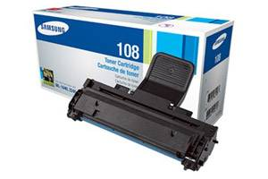 Samsung MLT-D108S #108 [OEM] Genuine Toner Cartridge for ML-2240 ML-1640 Printer