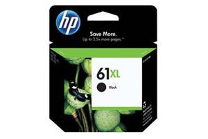 HP CH563WN (#61XL) Black High Yield OEM Genuine Ink Cartridge