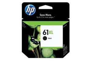 HP CH563WN (#61XL) Black High Yield OEM Genuine Ink Cartridge