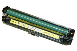 HP CE272A Compatible Yellow Laser Toner Cartridge for Color Laserjet Pro CP5525 Printer