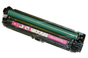 HP CE273A Compatible Magenta Laser Toner Cartridge for Color Laserjet Pro CP5525 Printer