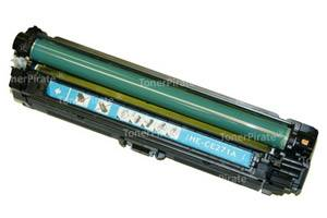 HP CE271A Compatible Cyan Laser Toner Cartridge for Color Laserjet Pro CP5525 Printer