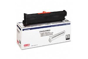 Okidata 42918104 Black Type C7 [OEM] Genuine Drum Unit for C9600 C9650 C9800 Printers