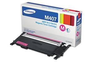 Samsung CLT-M407S [OEM] Genuine Magenta Toner Cartridge CLP-320N CLP-325W CLX-3185FW