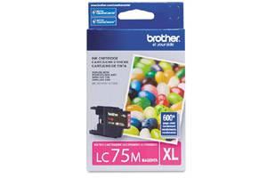 Brother LC75M OEM Genuine Magenta Ink Cartridge for MFC-J280W J425W J6510DW J6910DW