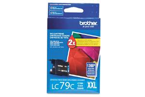 Brother LC79C OEM Genuine Cyan Ink Cartridge MFC-J5910DW J6510DW J6710DW J6910DW