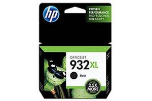 HP CN053AN (#932XL) High Yield Black OEM Genuine Ink Cartridge