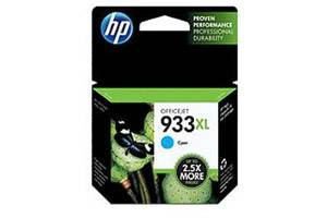 HP CN054AN (#933XL) High Yield Cyan OEM Genuine Ink Cartridge