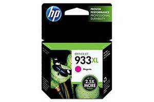 HP CN055AN (#933XL) High Yield Magenta OEM Genuine Ink Cartridge