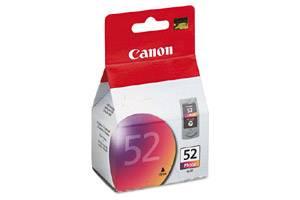 Canon CL-52 Original Color Ink Cartridge for Pixma iP6210D iP6220D iP6310D