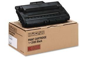 Ricoh 412660 Type 2185 Original Toner Cartridge Aficio AC205 FX200 Copier