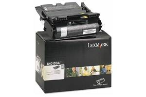 Lexmark 64015SA [OEM] Genuine Laser Toner Cartridge Optra T640 T642 T644 Printer