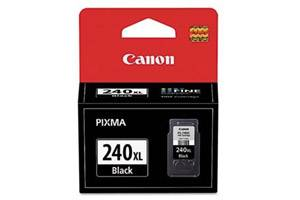 Canon PG-240XL OEM Genuine High Yield Black Ink Cartridge PIXMA MG2120 MG4120 MX432