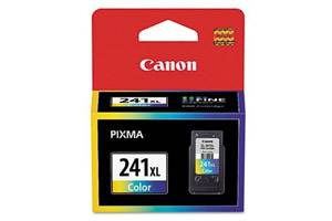 Canon CL-241XL 5208B001 OEM Genuine High Yield Color Ink Cartridge