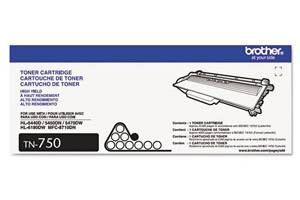 Brother TN-750 [OEM] Genuine High Yield Toner Cartridge for DCP-8150