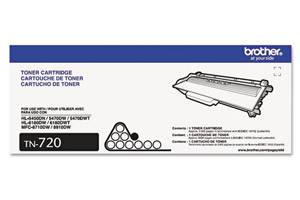 Brother TN-720 [OEM] Genuine Toner Cartridge for DCP-8150 HL-5470 6180