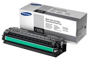 Samsung CLT-K506L Black [OEM] Genuine High Yield Toner Cartridge CLP-680 CLX-6260