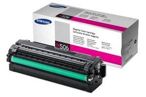 Samsung CLT-M506L Magenta [OEM] Genuine High Yield Toner Cartridge CLP-680 CLX-6260