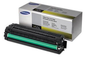 Samsung CLT-Y504S [OEM] Genuine Yellow Toner Cartridge for CLP-415 n/nw CLX-4195 fn/fw