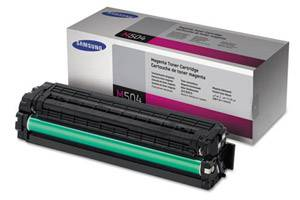 Samsung CLT-M504S [OEM] Genuine Magenta Toner Cartridge for CLP-415 n/nw CLX-4195 fn/fw