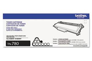 Brother TN-780 [OEM] Genuine Super High Yield Toner Cartridge HL-6180
