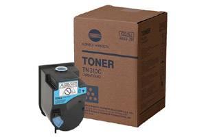 Konica Minolta 4053-701 TN310C Cyan [OEM] Genuine Toner Bizhub C350