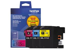Brother LC1053PKS OEM Genuine Ink Cartridge for MFC-J4310DW J4410DW J4510DW