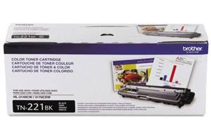 Brother TN-221 Black [OEM] Genuine Toner Cartridge HL-3140CW 3170CDW