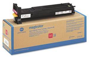 Minolta A0DK332 Magenta High Yield OEM Genuine Toner Cartridge