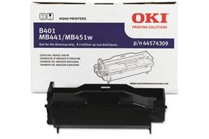 Okidata 44574309 [OEM] Genuine Drum Unit for MB451W MFP Printers