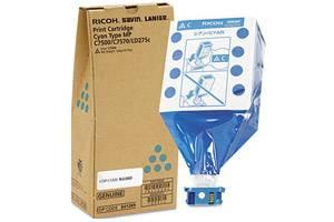 Ricoh 841289 Original Cyan Toner Cartridge for Aficio MPC6000SP MPC7500SP