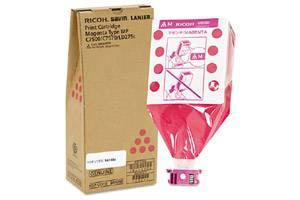 Ricoh 841290 Original Magenta Toner Cartridge for Aficio MPC6000SP MPC7500SP