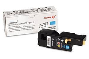 Xerox 106R01627 [OEM] Genuine Cyan Toner Cartridge for Phaser 6010 WorkCentre 6015