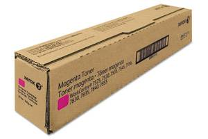 Xerox 6R1515 Original Magenta Toner Cartridge for WorkCentre 7525 7845