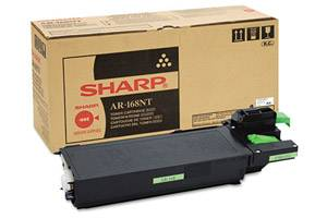 Sharp AR-168NT [OEM] Genuine Toner Cartridge for AR-153 AR-157 AR-168 Copiers