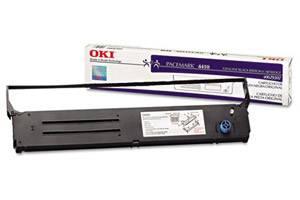 Okidata 40629302 [OEM] Genuine Black Ribbon Cartridge for Pacemark 4410 4410n