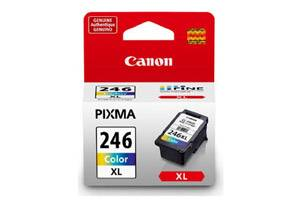 Canon CL-246XL OEM Genuine High Yield Color Ink Cartridge