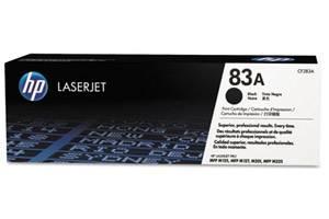 HP CF283A 83A Original Toner Cartridge for LaserJet M125nw M127fn