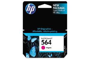 HP CB319WN (#564) OEM Genuine Magenta Ink Cartridge