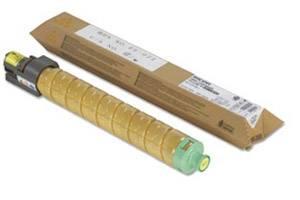 Ricoh 841501 Original High Yield Yellow Toner Cartridge for Aficio MPC2030 MPC2551